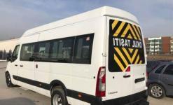 Şehir Dışına Taşıma Yapan Okul Servis Araçları